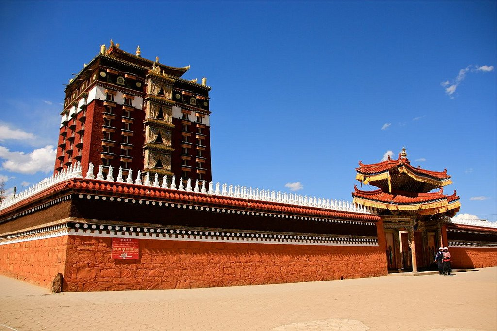 best places in Gansu