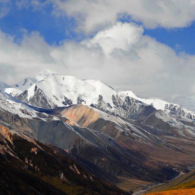 high altitude, Tibet