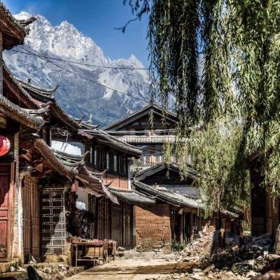 Baisha Lijiang Old Town