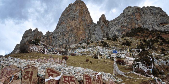 Trekking Nangchen