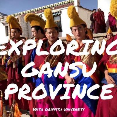 Exploring Gansu Province