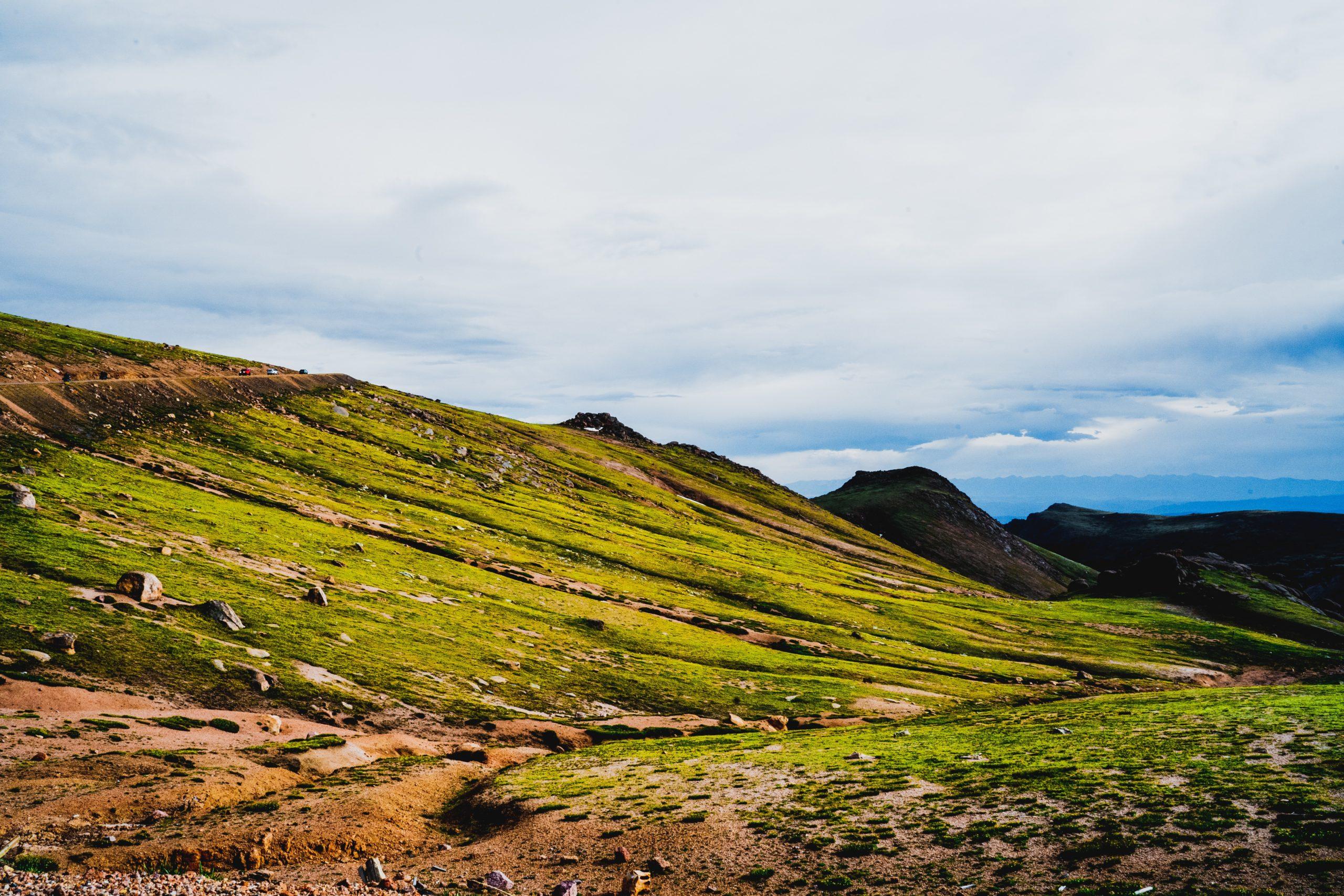 Sangke Grasslands near Labrang