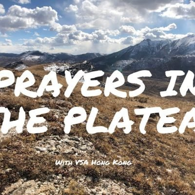 Prayers in the Plateau