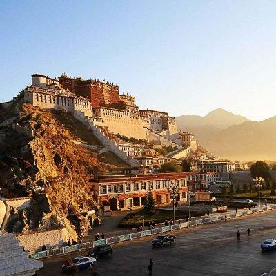Tibet Tour, Potala Palace