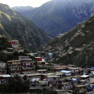 Dege - Kham Tibet