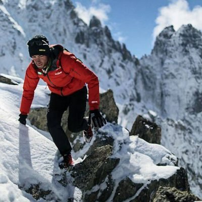 Kilian Jornet set the speed record for ascending Mount Everest