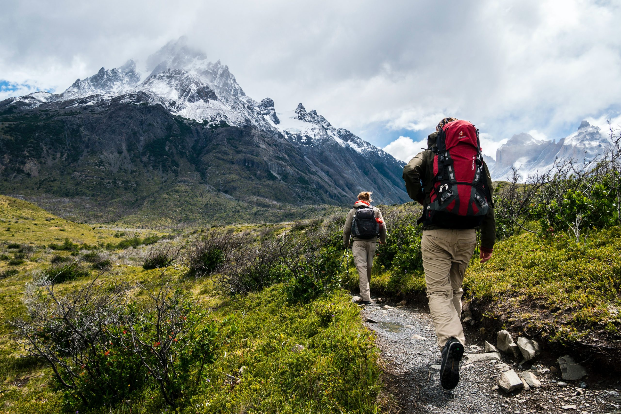 Travel incentives for adventure travel